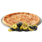 Mixed Olives Pizza